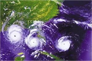 VentsMarées-Ouragan